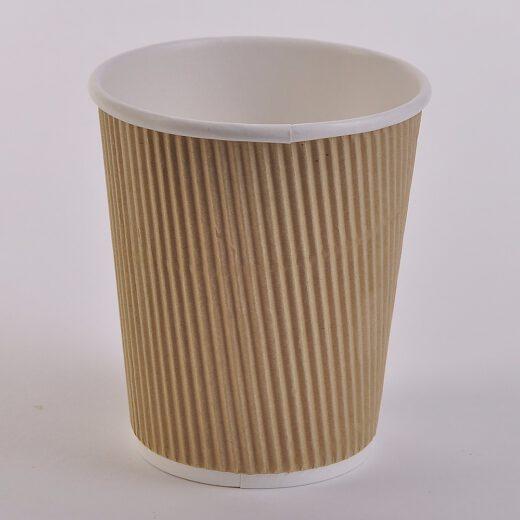 แก้วกาแฟ ripple wall 12oz - 1