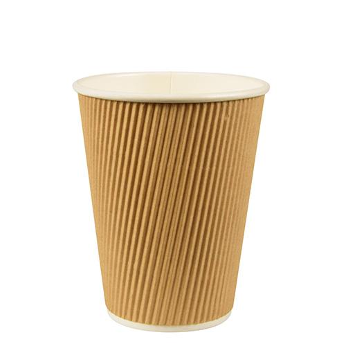 แก้วกาแฟ ripple wall 8oz - 1
